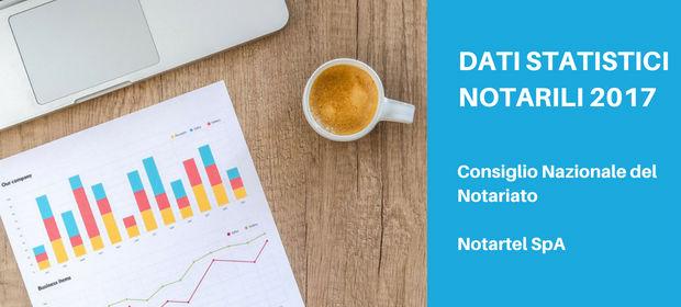 Dati Statistici Notarili 2017: la fotografia del settore