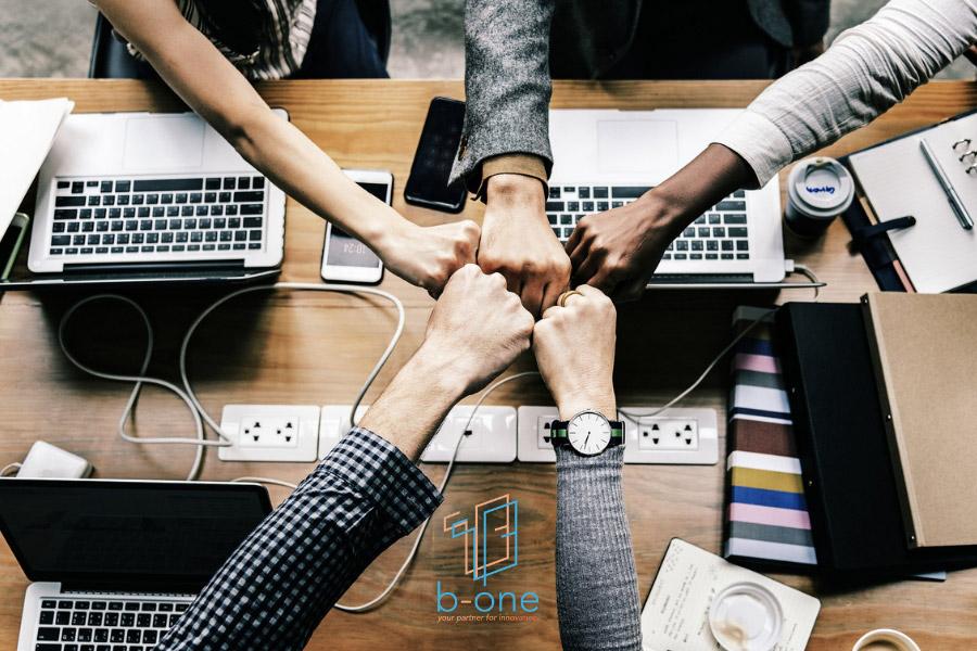L'assistenza clienti per b-one: investimento continuo e ascolto del cliente